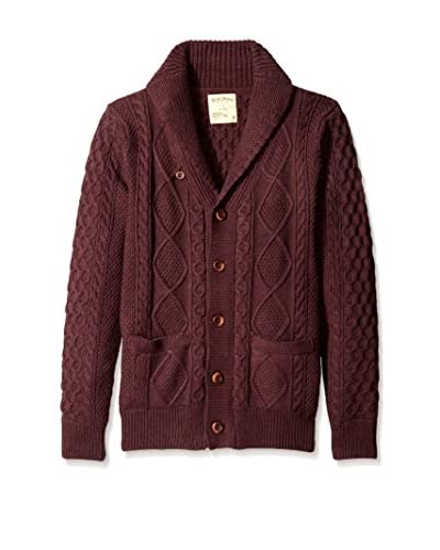 Rose Pistol Men's Tulare Multi Cable Sweater