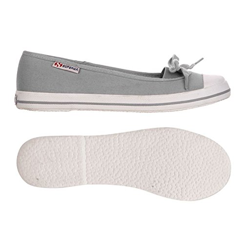 Superga - Sneaker S020F0 Donna, Grigio (Lt Grey), 35 (2.5 UK)