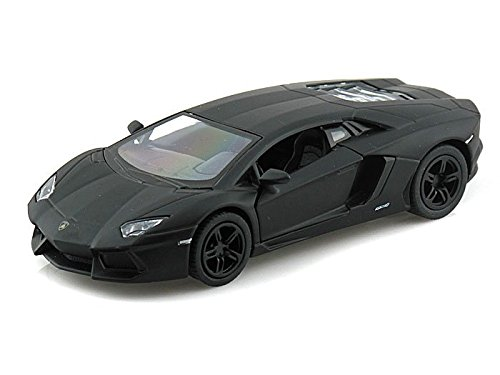 Lamborghini Aventador LP700-4 1/38 Matte Black (Lamborghini Aventador Model compare prices)