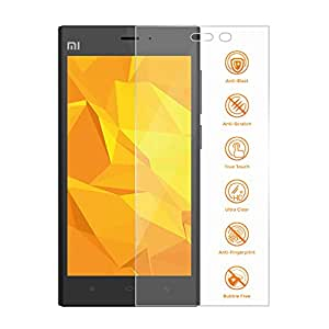Tempered Glass Screen Protector for XIAOMI MI3 HD Clarity