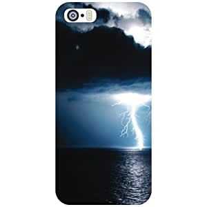 Apple iPhone 5S Back Cover - Shadow Designer Cases