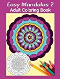 img - for Marg Ruttan: Easy Mandalas 2 : Adult Coloring Book (Paperback); 2015 Edition book / textbook / text book