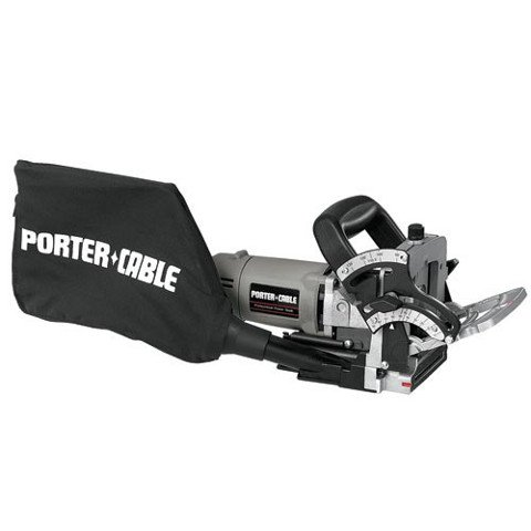 Porter Cable Biscuit Plate Joiner Kit w/ Case