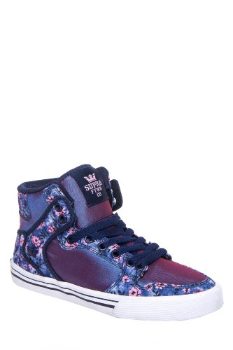 Supra Women's Vaider High Top Sneaker