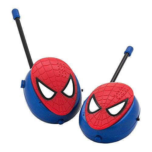 Spiderman 33346 Spiderman Basic Walkie Talkie - 1