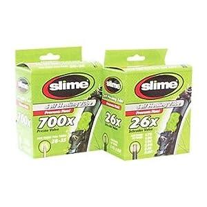 Slime Self Healing Inner Tube (Car Type, 26x1.75)