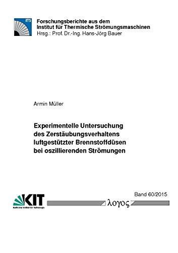 Experimentelle Untersuchung des Zerst PDF