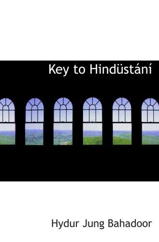 Key to Hinduestání