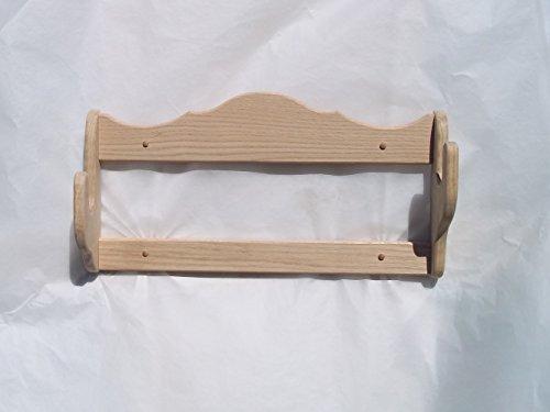 Fantastic Deal! 1 Single Gun Red Oak Display Rack ~ Unfinished
