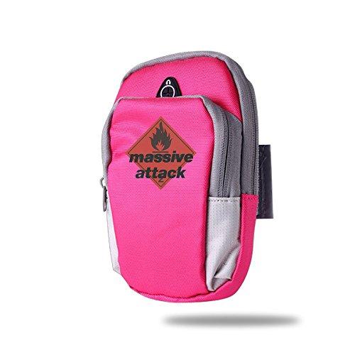 Massive Attack Fashion Portable Armband For Outdoor SportS (Massive Attack Protection Vinyl compare prices)