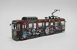 1/150 雪ミク電車 2013年モデル 札幌市交通局3300形電車 札幌時計台セット (2次出荷分)