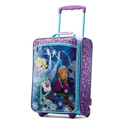 Disney Frozen Tourister Rolling Luggage Case