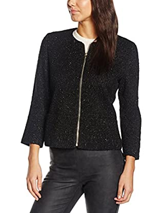 ESPRIT Collection Chaqueta (Negro)