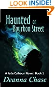 Haunted on Bourbon Street (Jade Calhoun Series