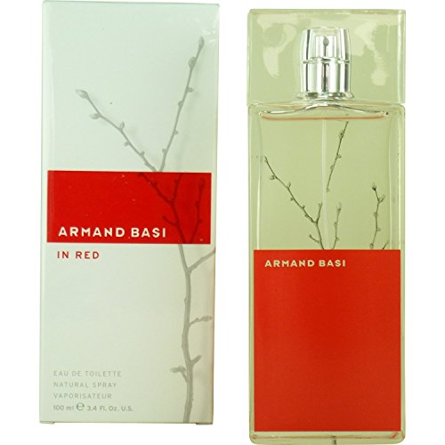 Armand Basi in Red Eau de Toilette 100 ml (Woman)