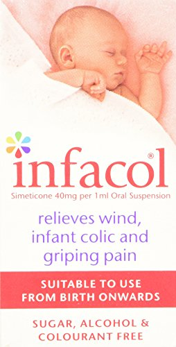 Infacol to Relieve Wind, Infant Colic and Griping Pain 50ml - 1