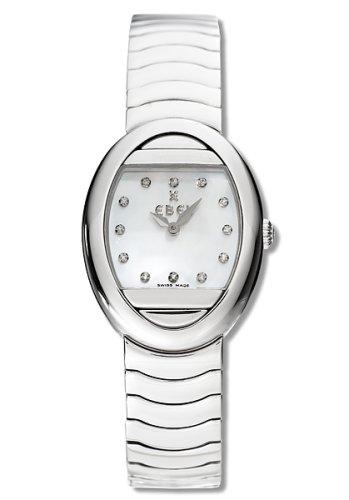 Ebel Women's Satya Watch #3057B11-9985 - Buy Ebel Women's Satya Watch #3057B11-9985 - Purchase Ebel Women's Satya Watch #3057B11-9985 (Ebel, Jewelry, Categories, Watches, Women's Watches, By Movement, Swiss Quartz)