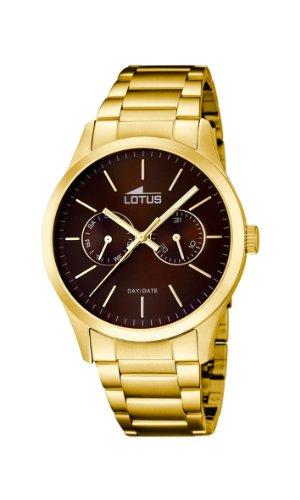 Lotus Men's Watch XL Analogue Quartz Stainless Steel 15955 / 3