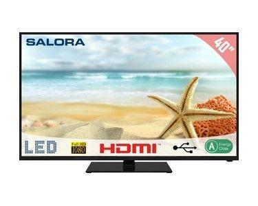 "Salora Salora 40LED1500 40"" Full HD Noir écran LED"
