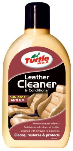 Leather Cleaner & Conditioner - 500ml