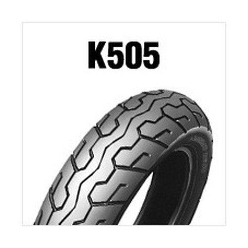 DUNLOP(ダンロップ)バイクタイヤ K505 フロント 120/70-18 M/C 59V チューブレスタイプ(TL) 225383 二輪 オートバイ用