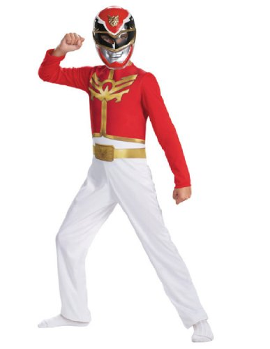 Boy's Megaforce Power Ranger Costume