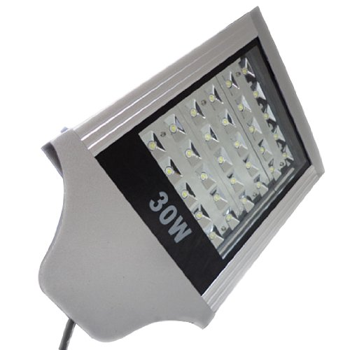 Generic 80W Energy-Saving High-Power Led Street Lamps With Cree Chips Size 22.0X8.2X3.8 Color Gray