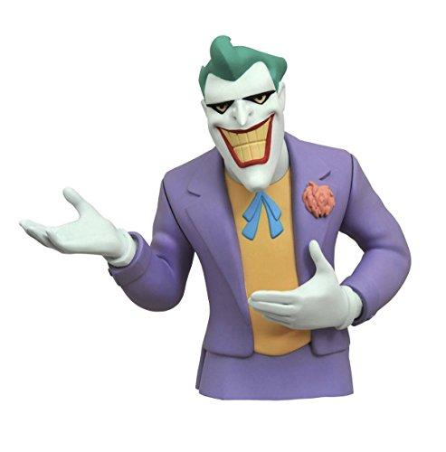 Batman Animated Series Joker Bust Bank