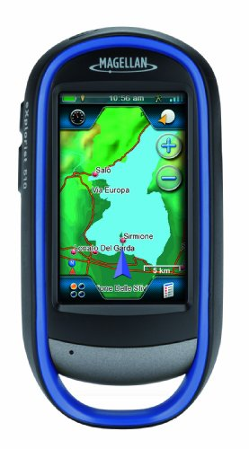 Magellan eXplorist 510 2011 Waterproof Handheld Hiking GPS