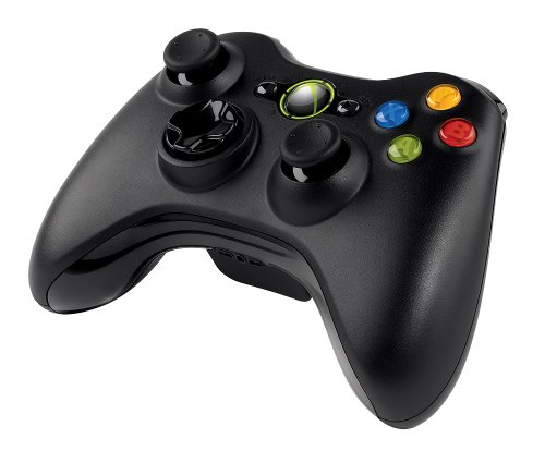Microsoft Xbox 360 Wireless Controller for Windows & Xbox 360 Console (Xbox 360 Universal Remote compare prices)