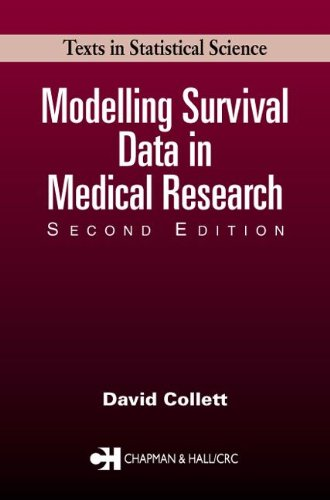 Modelling Survival Data in Medical Research, Second Edition