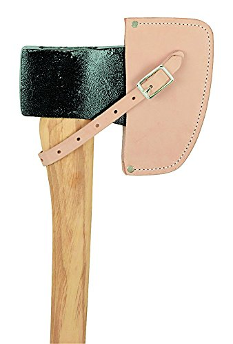 Weaver Leather Single Bit Axe Guard, Tan (Axe Head Sheath compare prices)