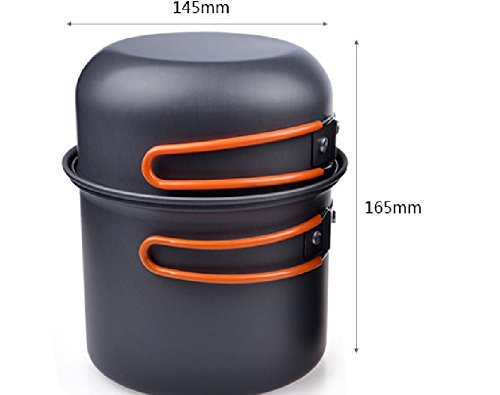 Penny Picnic Camping Hiking Backpacking Pot Pan