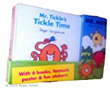 Roger Hargreaves Mr Men - Toddler box set: 6 board books