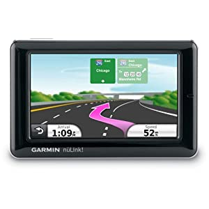 Garmin nüvi 1695 5-Inch Portable Bluetooth Navigator with Google Local Search & Real-Time Traffic