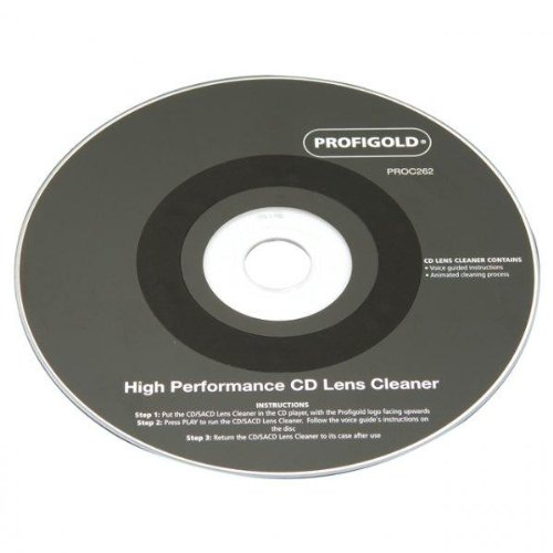 Profigold High Performance CD Lens Cleaner