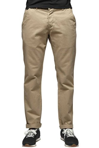 Jack & Jones Pant Bolton Edward Elmwood Jack and Jones Chino Hose, Herren, Pants, Gr. W33/L30, Elmwood