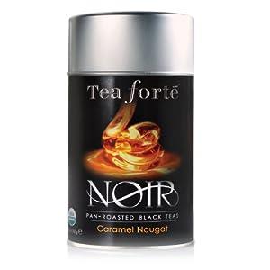 Tea Forte Loose Leaf Tea Canister - Caramel Nougat 2.82 oz