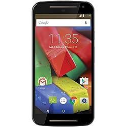 "Motorola Moto G XT1072 (2ª Generación) 4G - Smartphone libre Android (pantalla 5"", cámara 8 Mp, 8 GB, Quad-Core 1.2 GHz, 1 GB RAM), negro"
