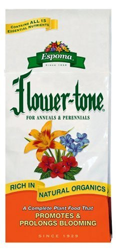 Espoma Organic Flower-Tone 3-5-7 - 5 lb Bag FT5 (Discontinued by Manufacturer)