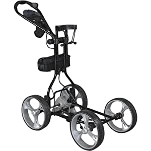 Upright Caddie Electric Golf Push Cart