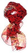 ForeverScarf Silk Thin Neckerchief Sc…
