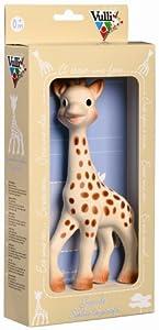 Vulli 616326 - Muñeco de Sophie la jirafa en caja regalo en BebeHogar.com