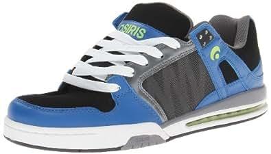 osiris PIXEL blau/lime/weiss