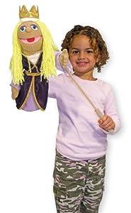 Melissa Doug Princess Catherine Castlehoff Puppet from Melissa & Doug