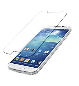 Trendz Tempered glass Screen guard for SAMSUNG S4 i9500 round edges