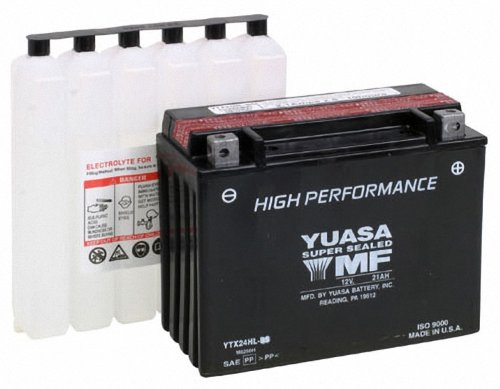 Yuasa Yuam6250H Ytx24Hl-Bs Battery