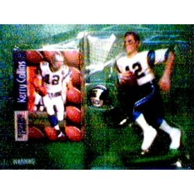 Kerry Collins - Starting Lineup 1997 Edition NFL Action Figure