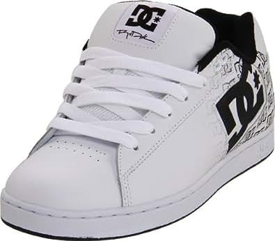 DC Men's Rob Dyrdek Skate Shoe,White/Black/Black Pr,5 M US