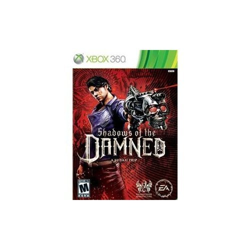 NEW Shadows of the Damned X360 (Videogame Software)
